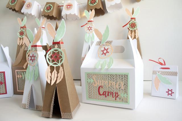 tipis papel decoracion fiesta