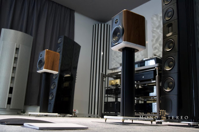 Mono and Stereo High-End Audio Magazine: Sonus faber Electa