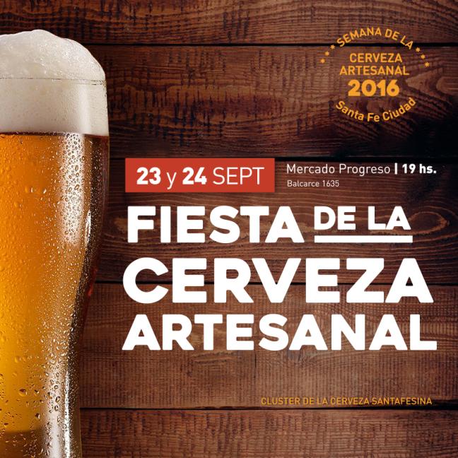 Santa Fe - Semana de la Cerveza Artesanal Argentina
