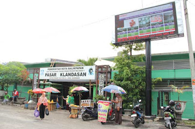 Pra-rancangan Instalasi Pengolahan Air Limbah Domestik Pasar Klandasan Kota Balikpapan | Abstrak