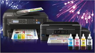 Prueba impresora multifuncional Epson Ekotank