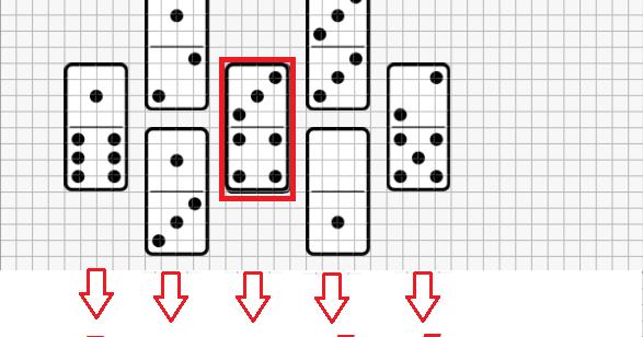 QCM-CONCOURS-GRATUITS: Correction du test des dominos 2
