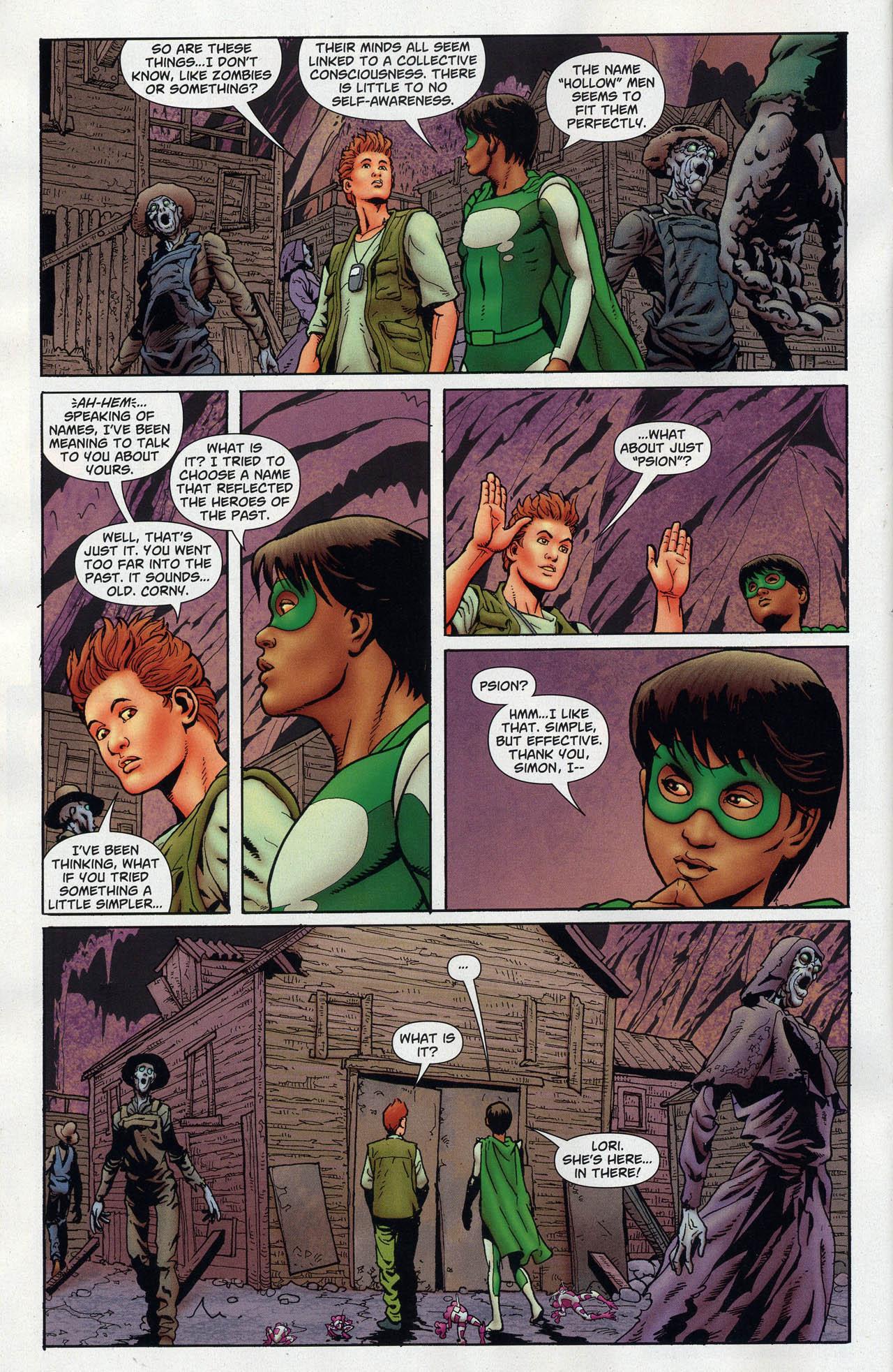 Superboy [I] Issue #9 #9 - English 10
