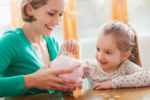 saving money, kids, money tips, financial tips