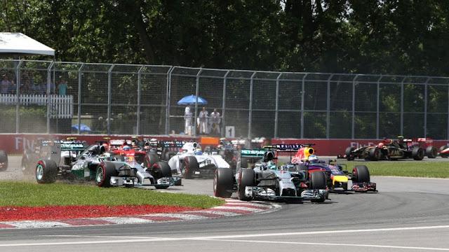 Sekilas Profil Sirkuit Gilles Villeneuve, Canada