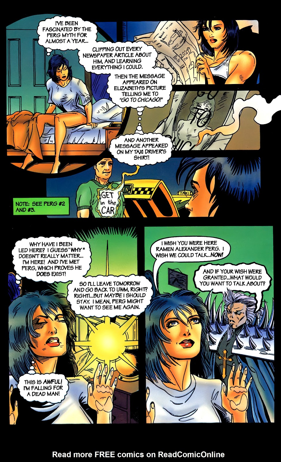 Read online Perg comic -  Issue #5 - 17