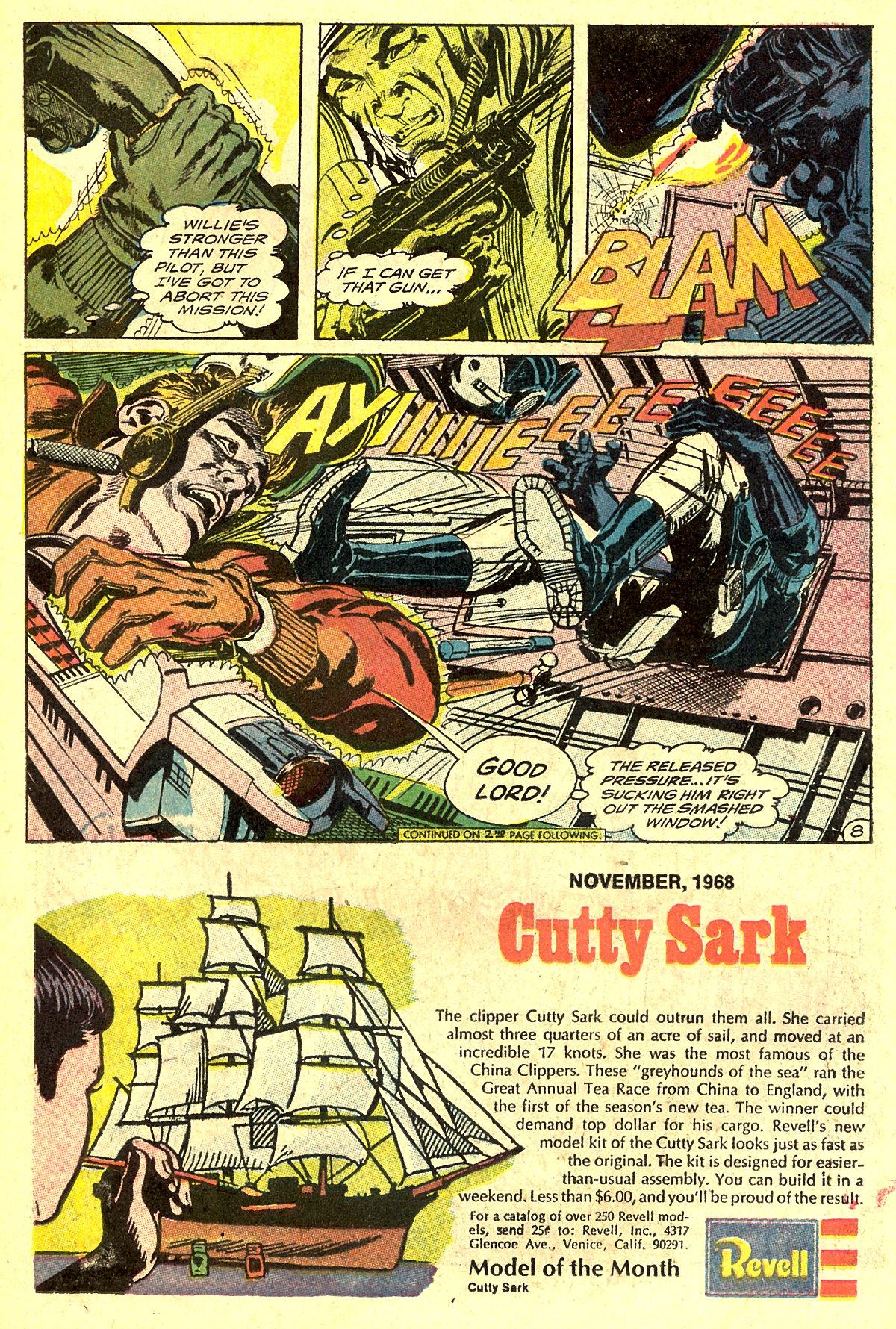Strange Adventures (1950) issue 216 - Page 11