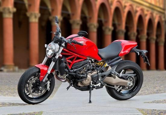 Harga Ducati Monster 821