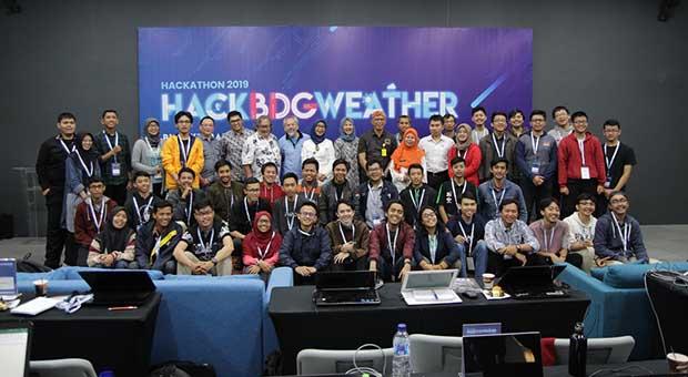 Upaya Pengembangan Teknologi IP Weather Pertama di Indonesia