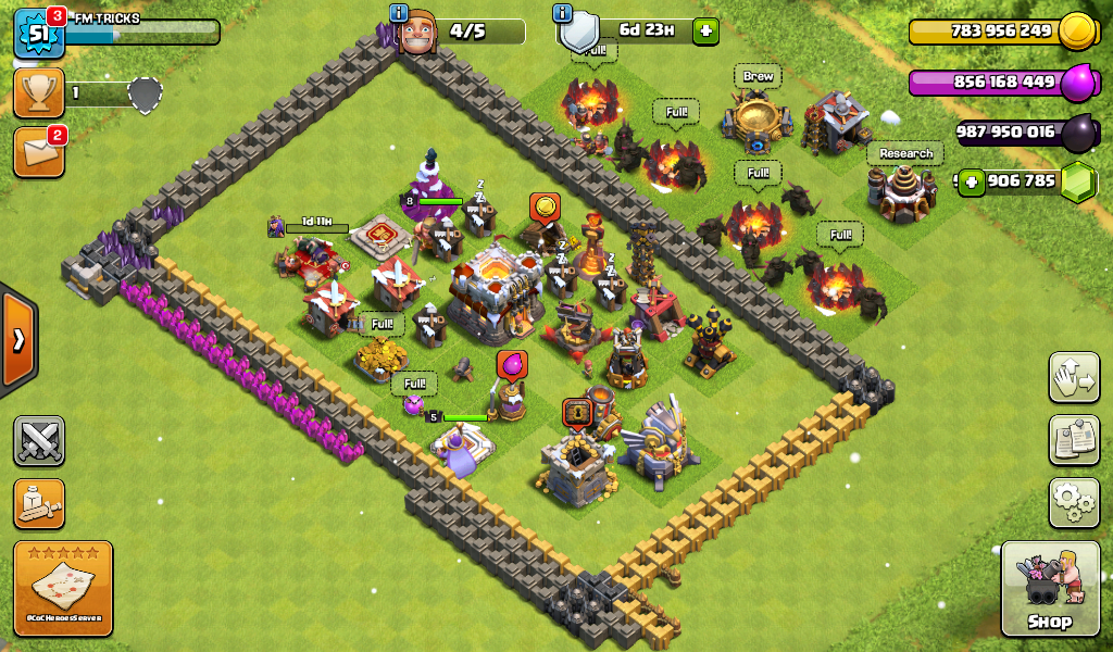 clash of clans hack free download 2017