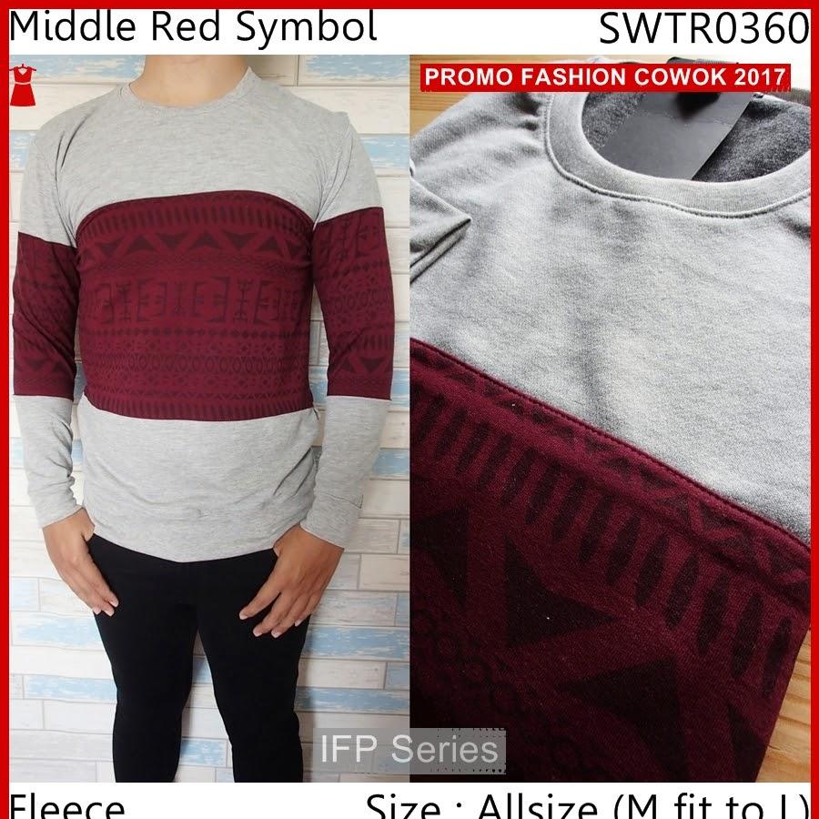 BIMFGP069 Symbol Sweater Casual Fashion Pria PROMO