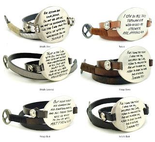 Good Works prayer bracelet