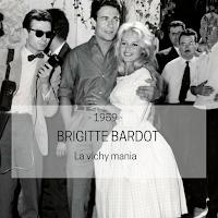 robe de mariée Brigitte Bardot