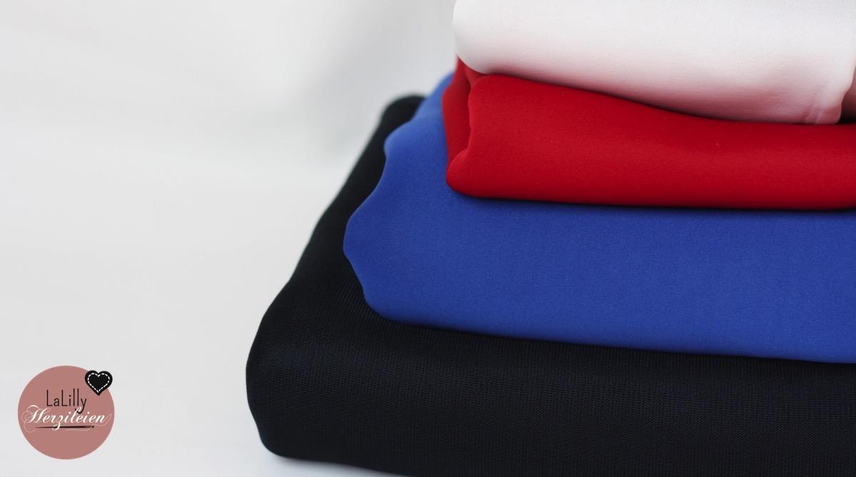 Scuba ist ein vielseitiges und noch recht neues Material auf dem deutschen Markt- Was ist beim Nähen mit diesem Stoff zu beachten?