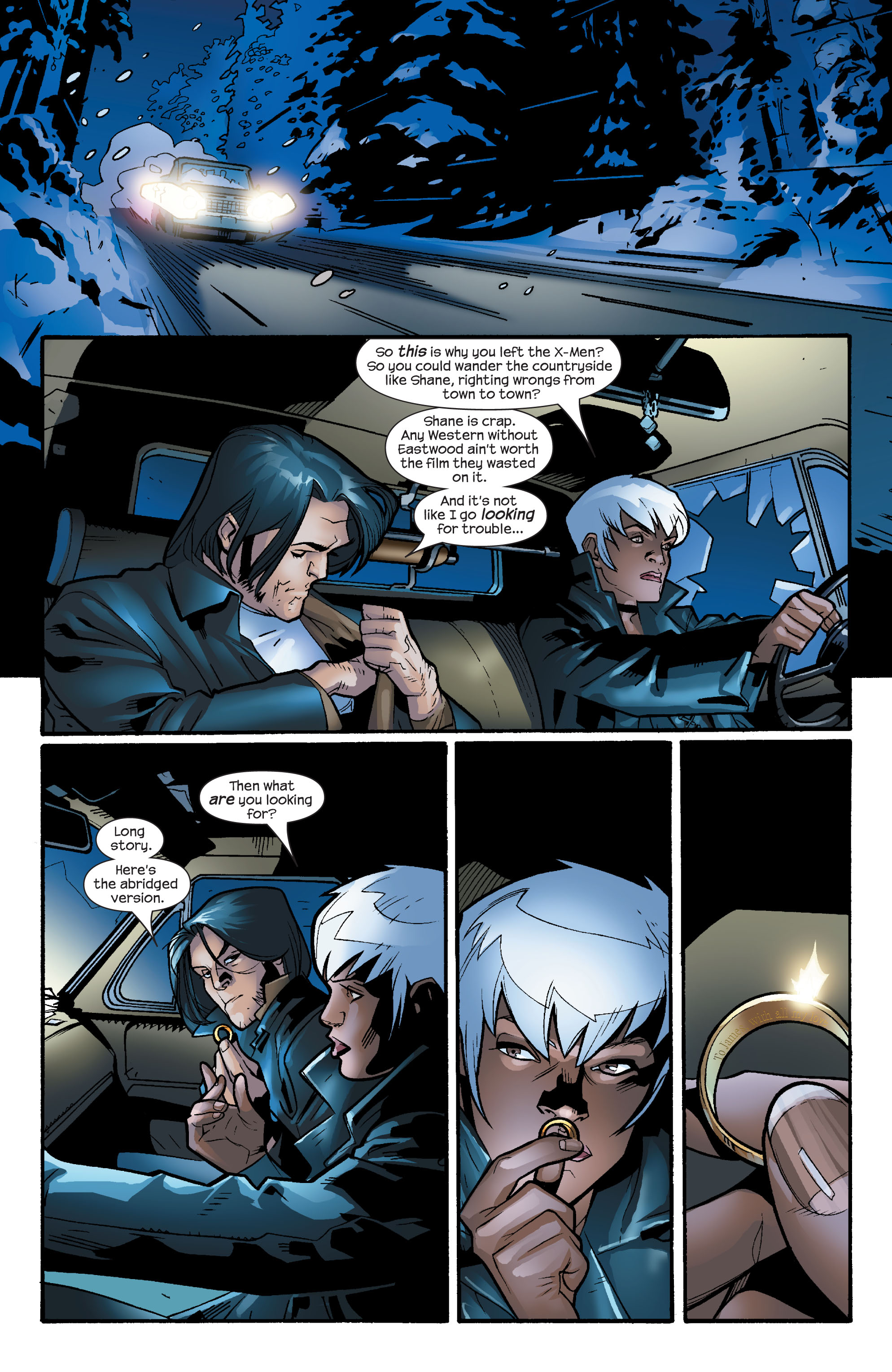 Read online Ultimate X-Men comic -  Issue #59 - 19