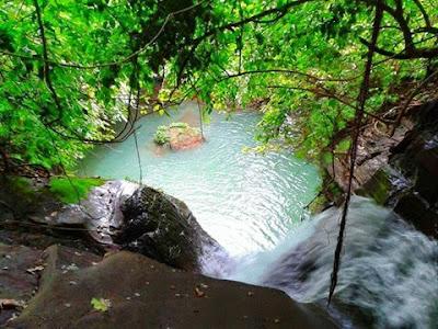 Noinnar Mar Kum Waterfall, Noinnar Mar Kum Jhorna, Sitakunda, Chittagong