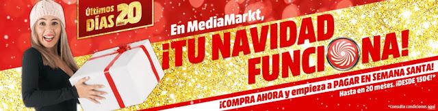 Mejores ofertas Tu Navidad funciona de Media Markt