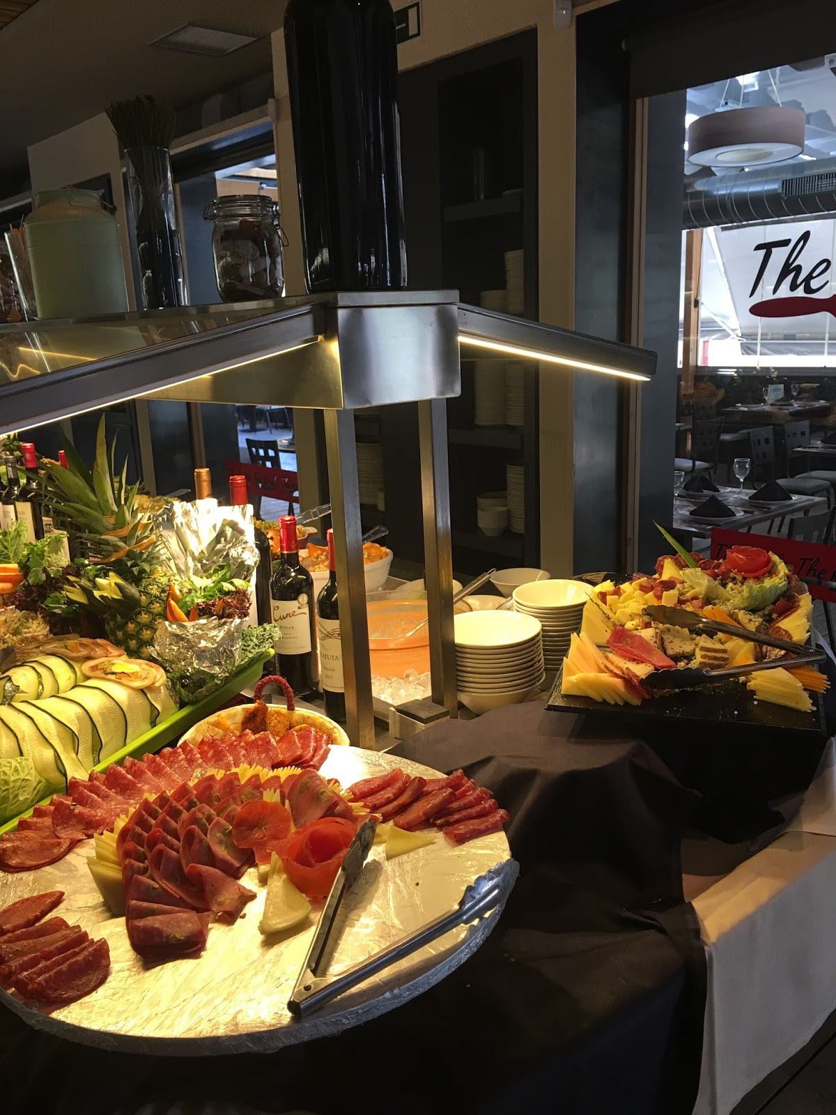 Buffet Libres En Madrid Ruta Martuka The Knife Buffet Libre De Parrilla