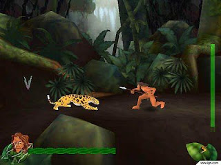 Tarzan PC Game Free Download Full Version