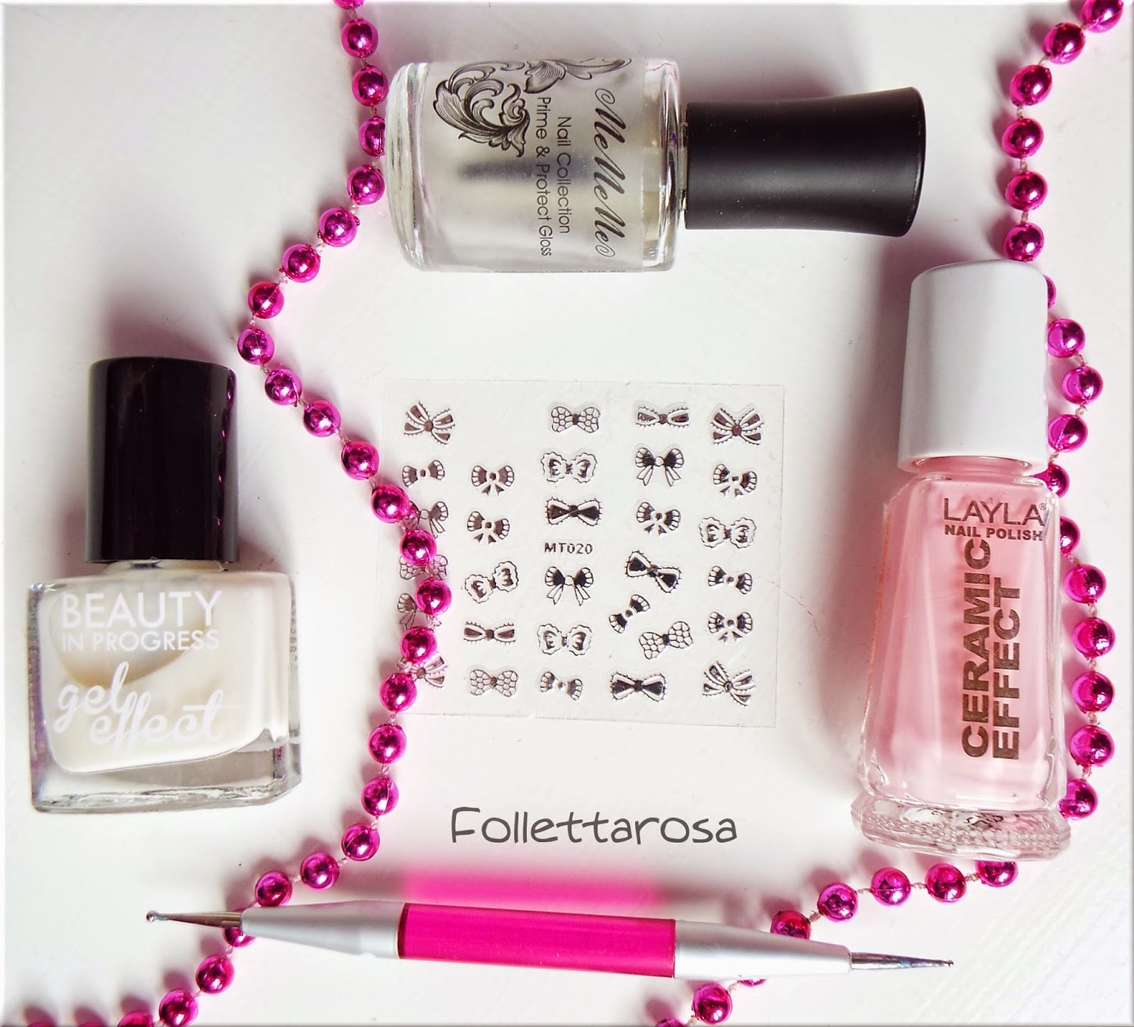 tutorial nail art elegante facile
