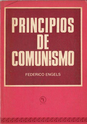 Principios del Comunismo – Federico Engels