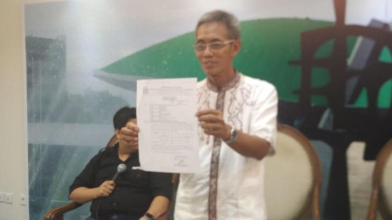 Kepala Biro Kerjasama Antar Parlemen Saiful Islam
