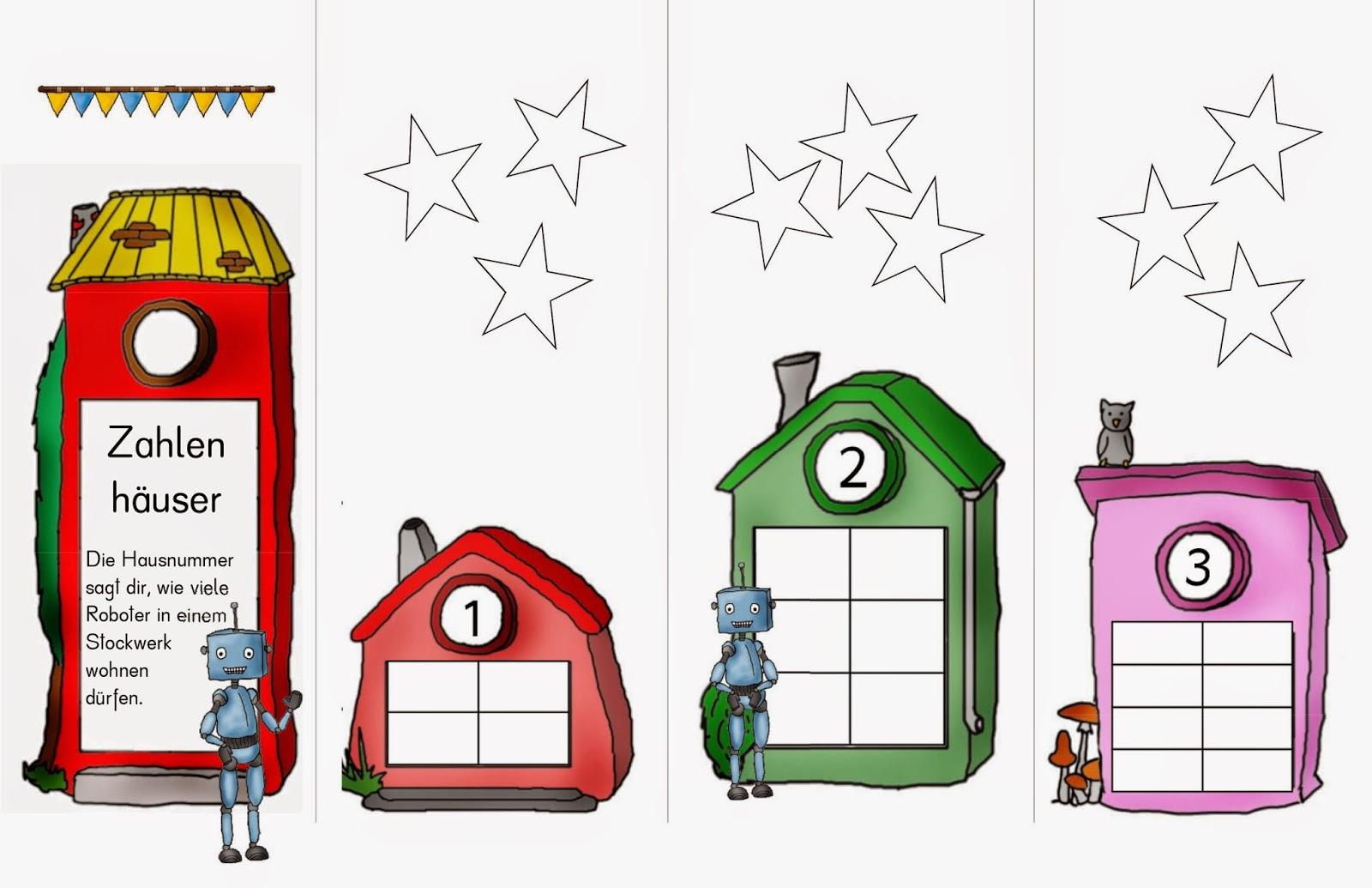 Das verfuchste Klassenzimmer: Zahlenhaus