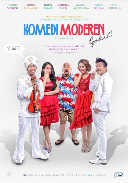 Komedi Modern Gokil (2015) DVDRip