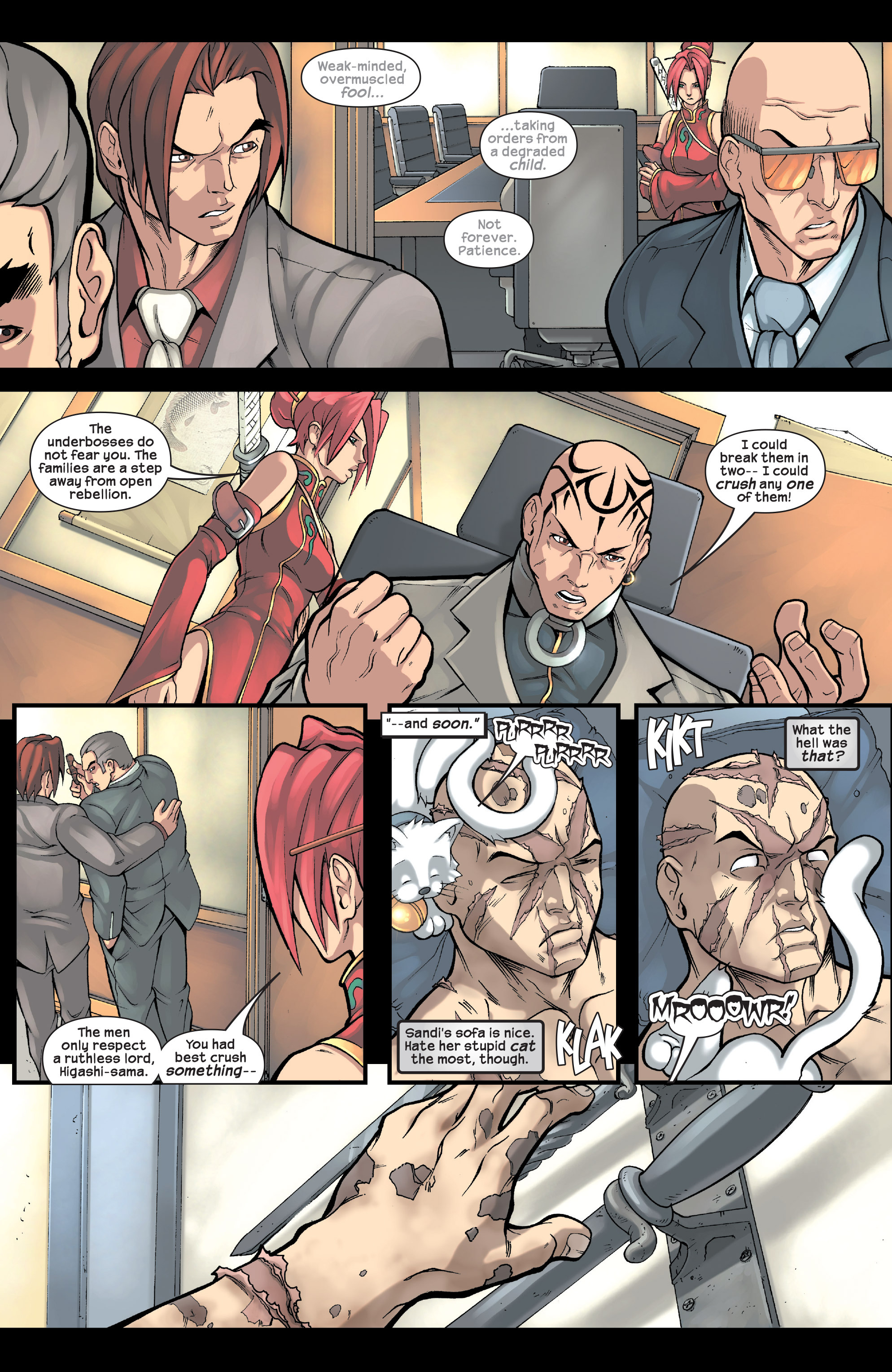 Read online Agent X comic -  Issue #1 - 10