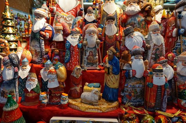 joulutori joulupukit joulukoju markkinat