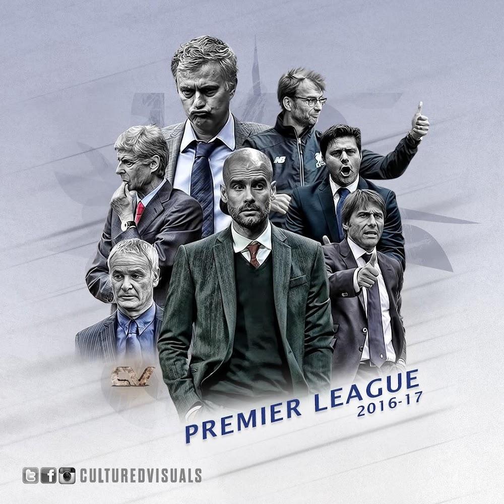 Premier League 2016/17: Clash of Managers