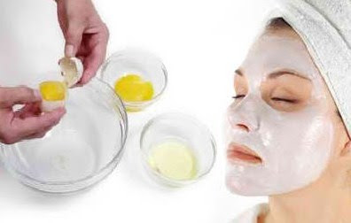 Atasi Masalah Kulit Wajah Dengan Masker Putih Telur