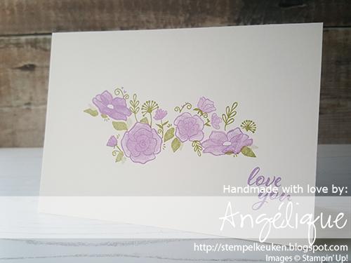 de Stempelkeuken Stampin'Up! producten koopt u bij de Stempelkeuken #stempelkeuken #stampinup #stampinupnl #stamping #papercrafter #papercrafting #kaartenmaken #papierhobby #papier #knutselen #workshop #stempelen #bloemen #voorjaar #lente #loveyou #houvanjou #liefde #denhaag #westland #rijswijk #delft #echtepostiszoveelleuker #snailmail #stamping #cardmaking #handmade #handgemaakt #zelfgemaakt #foreverlovely