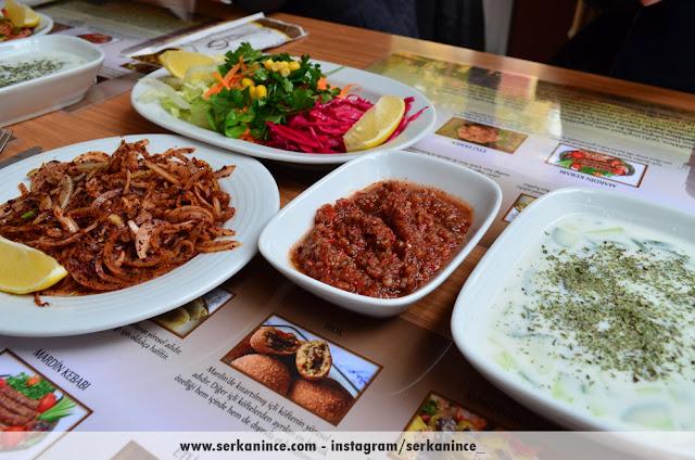 Şerif Usta'nın Yeri Ankara