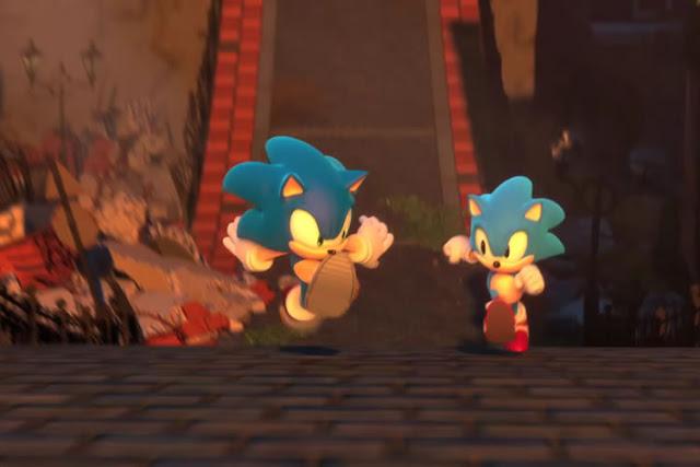 Sonic Forces nos muestra gameplay en Colina Verde, ¡que lleguen ya las navidades!