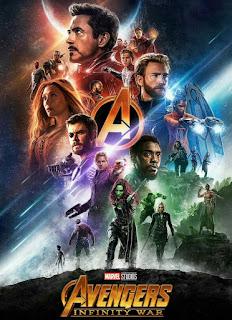 Avengers Infinity War Poster - Highest Grossing films of 2018