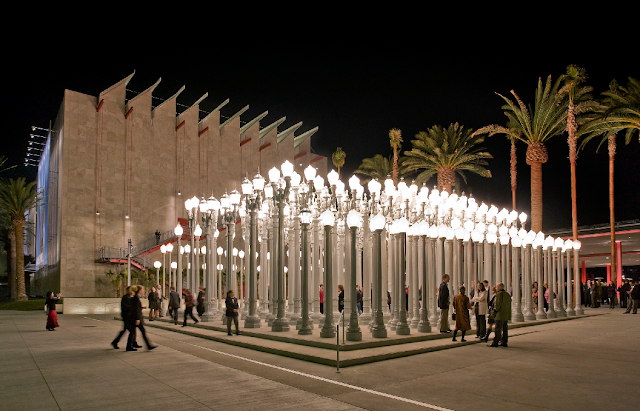 Museu Los Angeles County Museum of Art em Los Angeles