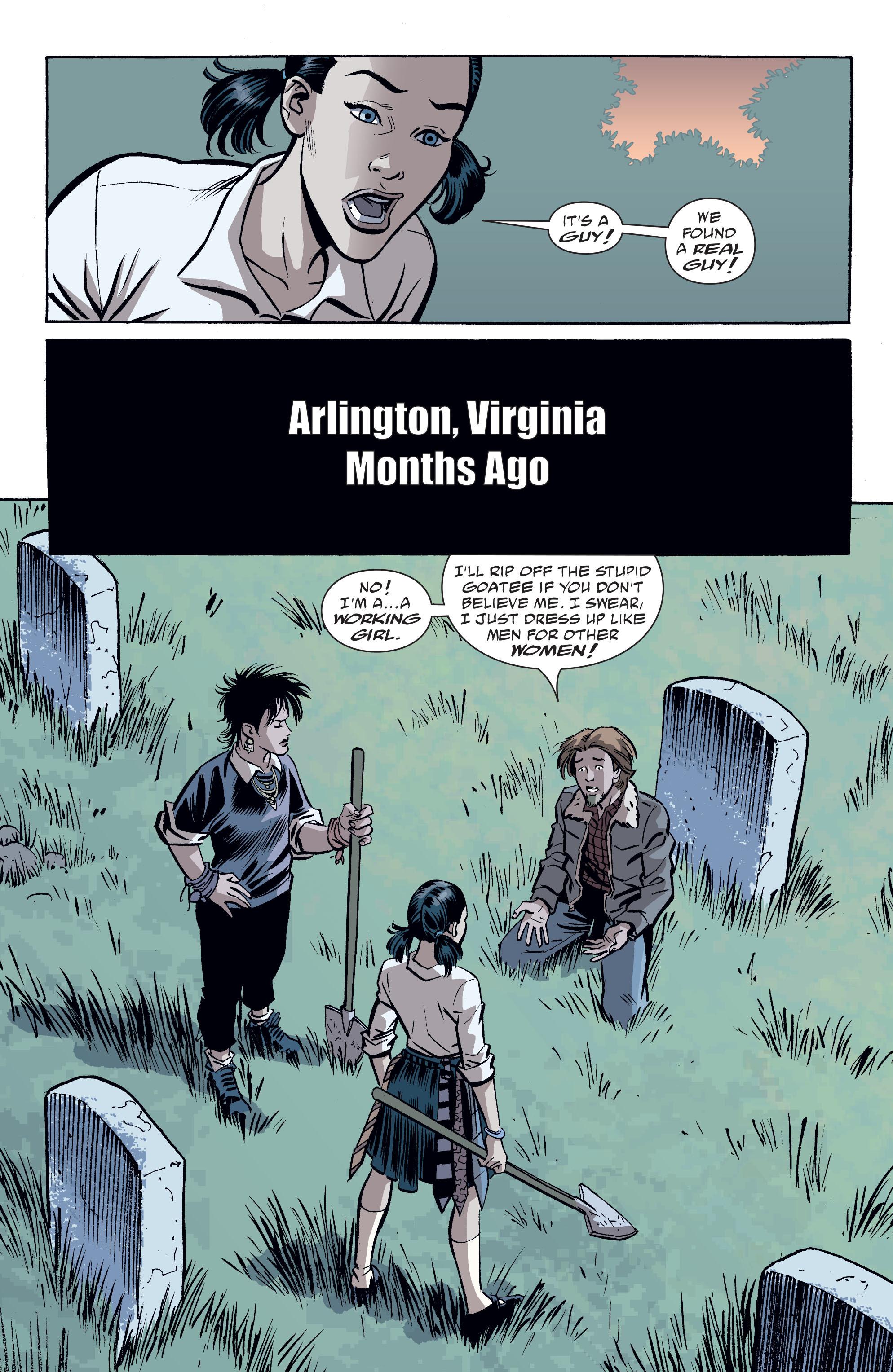 Y: The Last Man (2002) 53 Page 2