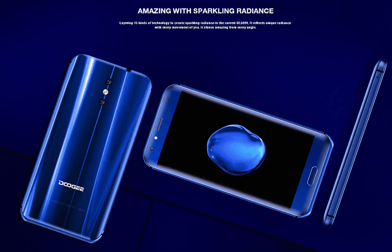 Doogee BL5000 Is Now Available In The Philippines!