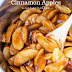 Instant Pot Cinnamon Apples