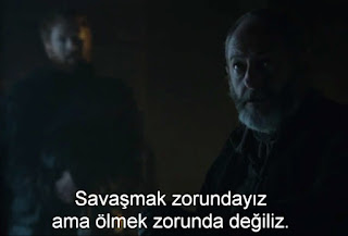 Game Of Thrones, Game Of Thrones 6. Sezon, Game Of Thrones Yorum, Dizi,