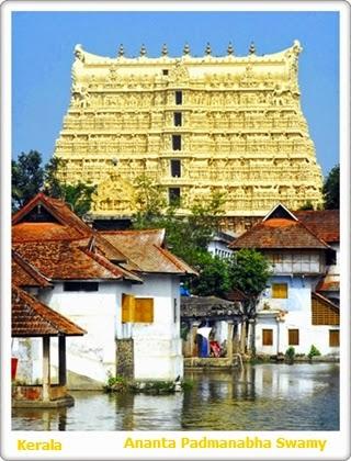 Padmanabhaswamy Temple in Thiruvananthapuram Kerala