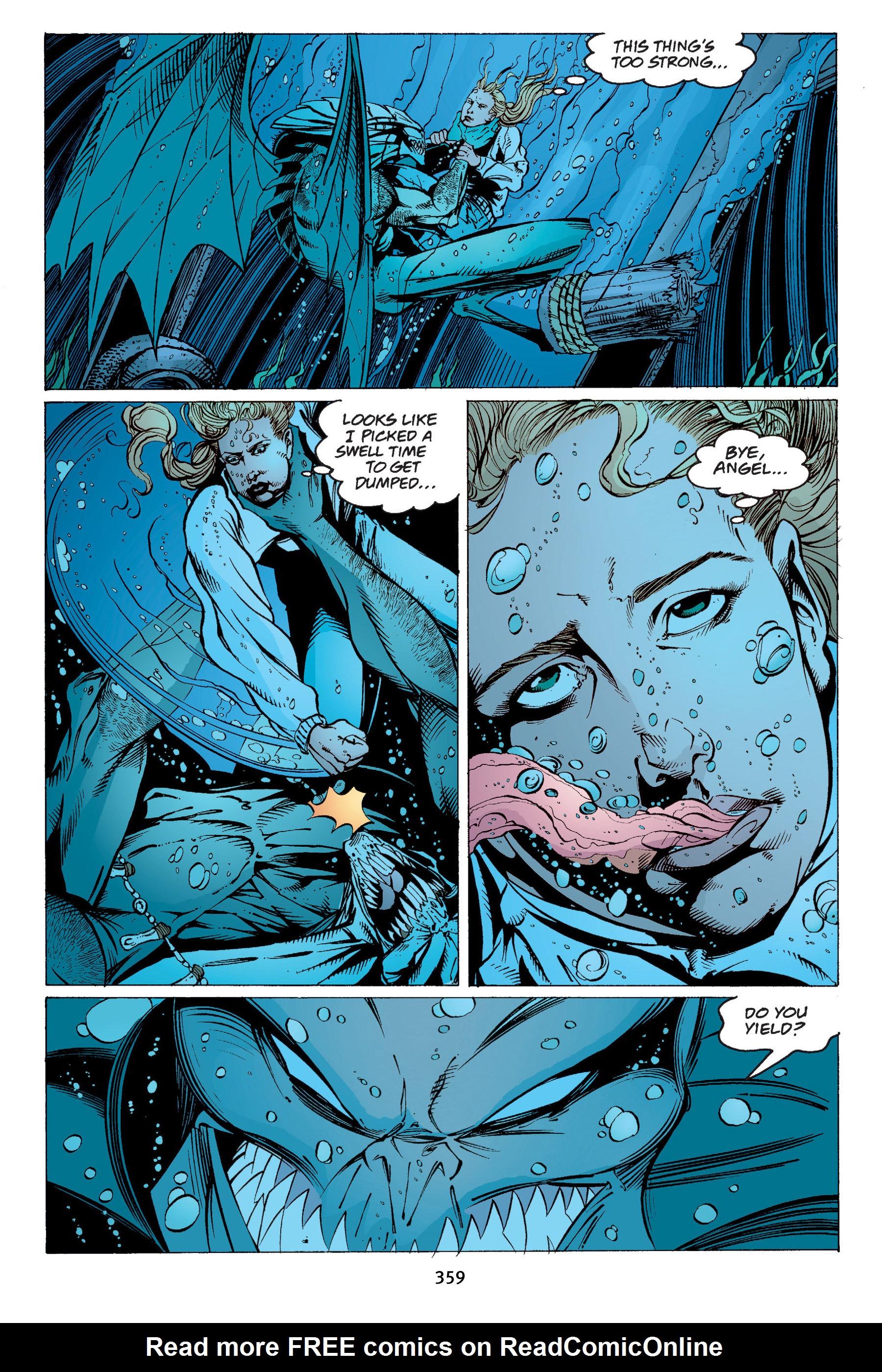Read online Buffy the Vampire Slayer: Omnibus comic -  Issue # TPB 4 - 355