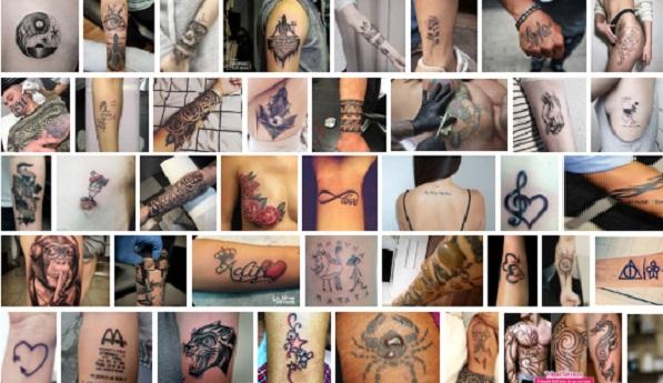 18 Motif Desain Gambar Tattoo Terbaru 3D Paling Super Dan Terlihat Hidup