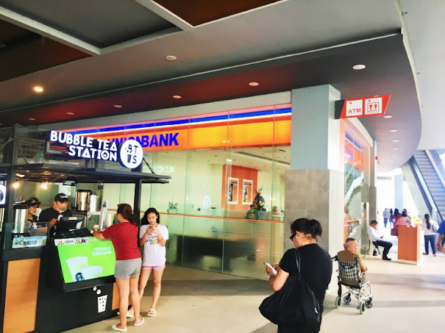 Unionbank of the Philippines has a branch in NorthDrive Mall in Mandaue City and an offsite ATM Machine for Metrobank can also be found there.