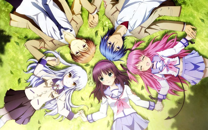 Angel Beats BD Subtitle Indonesia
