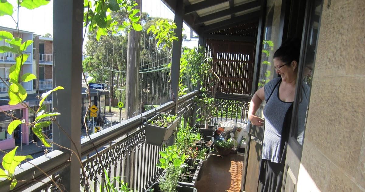 Balcony Garden Dreaming: Japanese Edible Balcony Garden ...