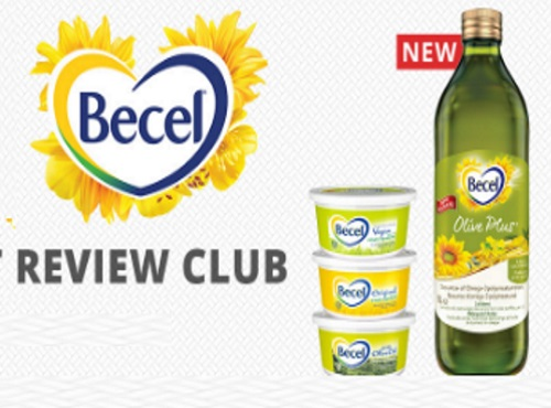 Chickadvisor Product Review Club Becel Campaign