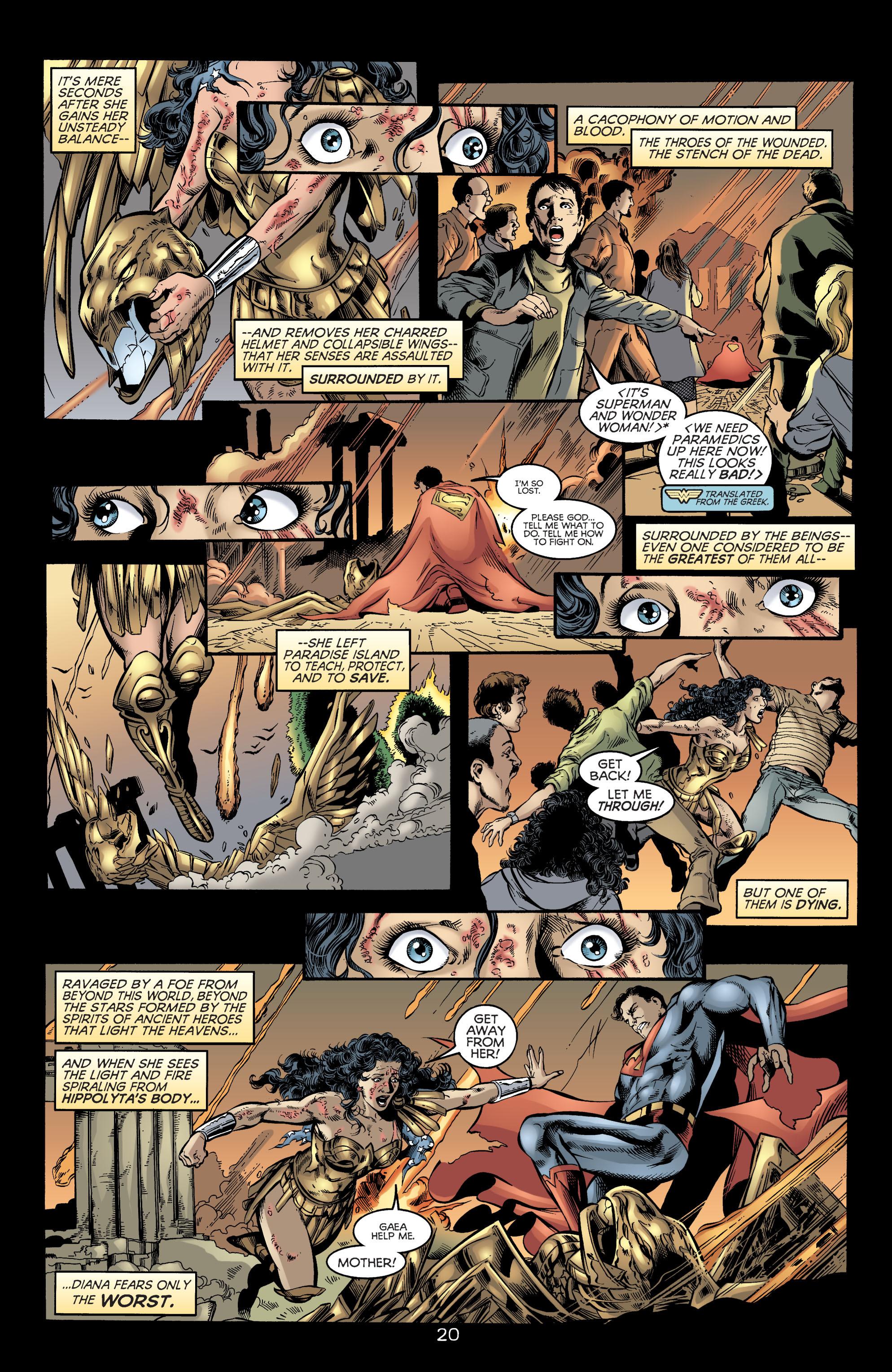 Read online Wonder Woman (1987) comic -  Issue #172 - 20