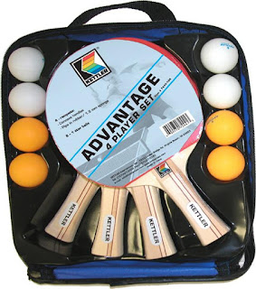 Kettler Advantage Table Tennis Set